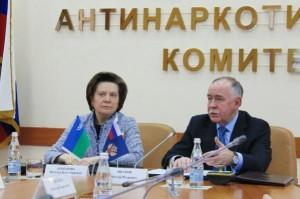 Н. Комарова и В.Иванов