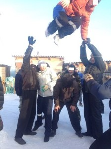 РЦ Малиновка, Тренинг 1