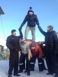 РЦ Малиновка, тренинг 2