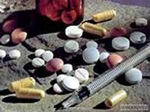 Омскпресс, наркомания