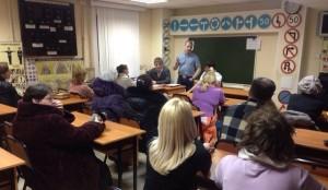 Собрание в РЦ Малиновка