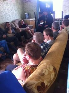 Встреча с отцом Алексеем