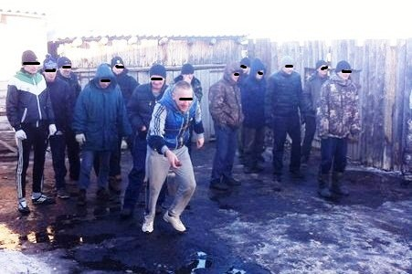 """Веселые старты, РЦ """"Малиновка"""""""
