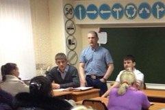 """Собрание родных и близких резидентов центра. РЦ """"Малиновка"""