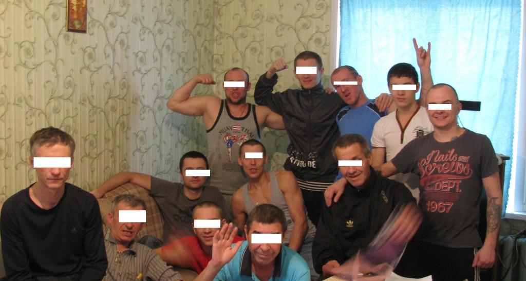 "Работа в группе. РЦ""Малиновка"""