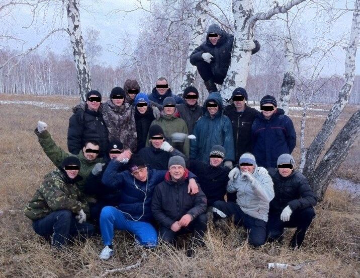 """Прогулка по лесу. РЦ """"Малиновка"""""""