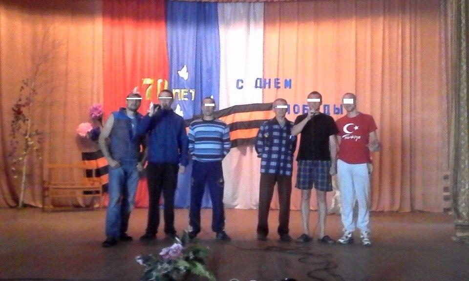 """Концерт в сельском клубе. РЦ """"Малиновка"""""""
