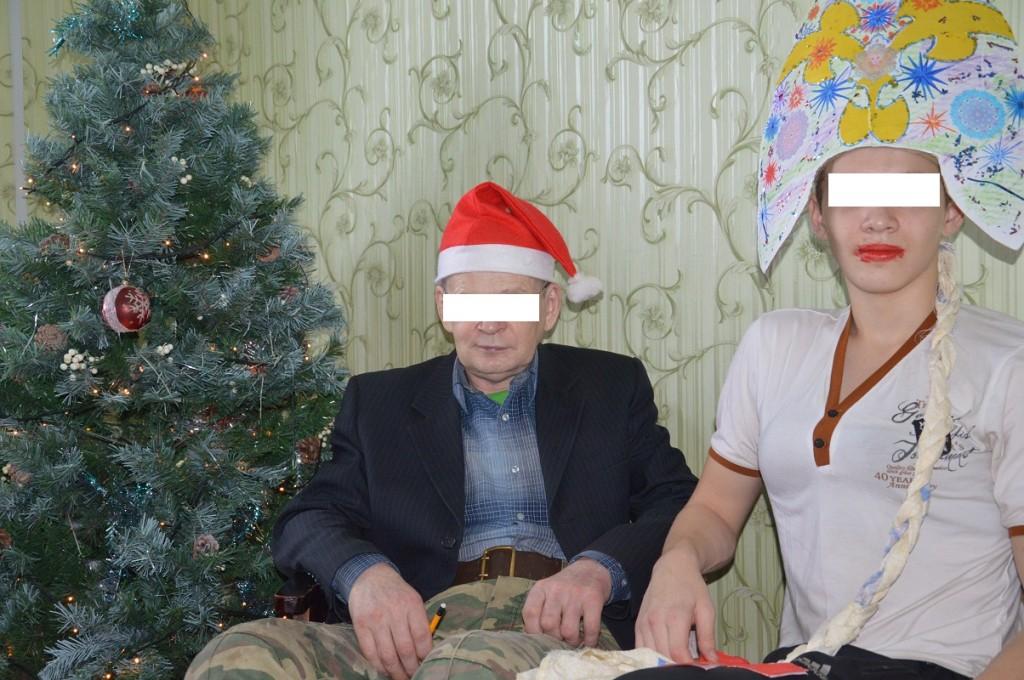 """Новогоднее представление - со """"снегурочкой""""! РЦ""""Малиновка"""""""
