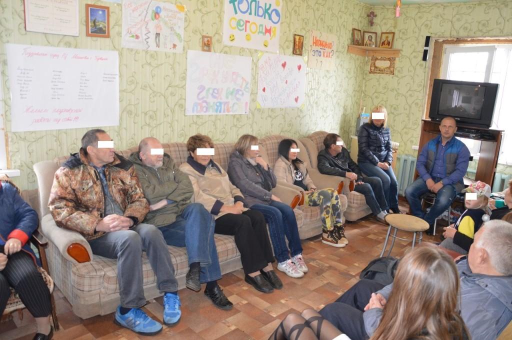 РЦ Малиновка, открытый урок