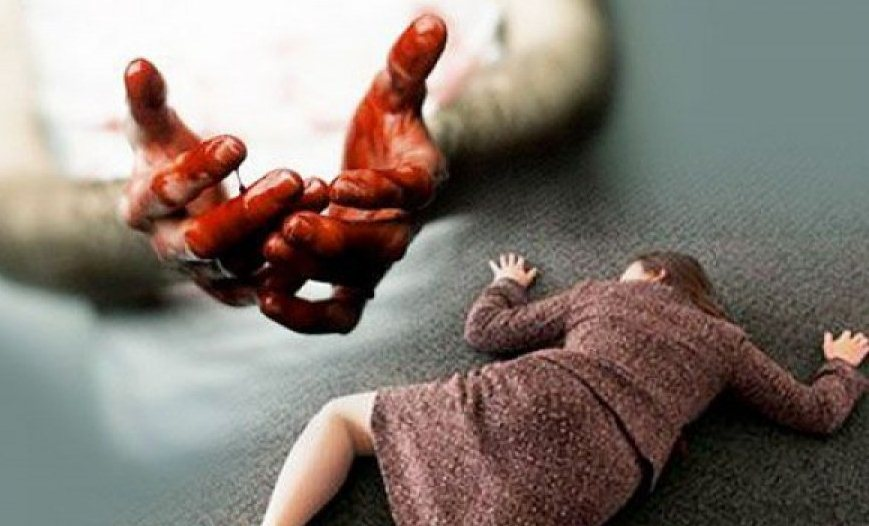 наркоман убил мать