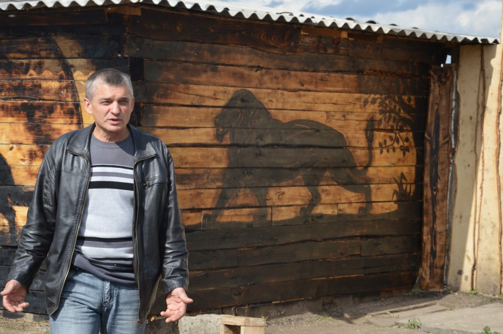 """Н.В. Старников : """"Ребята делают очень нужное дело!"""""""