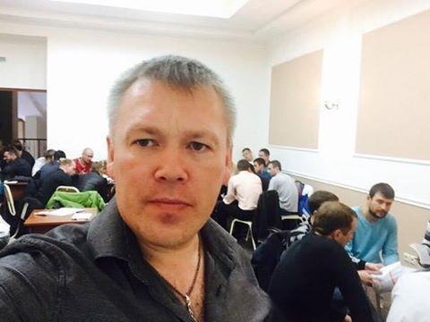 Руслан Молодцов снова в Омске