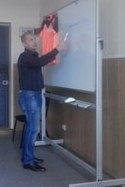 Валентин Пухов на тренинге