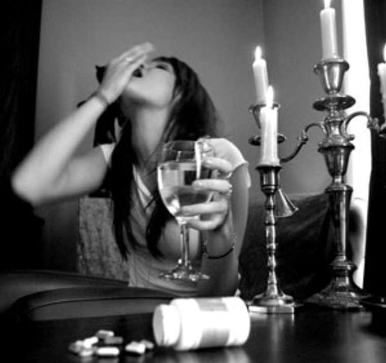женская наркомания