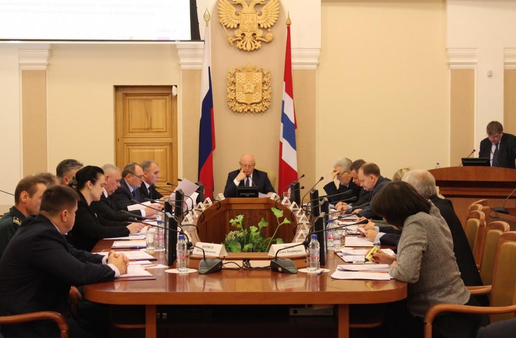 Заседание антинаркотической комиссии Омской области. Фото с сайта http://55.fskn.gov.ru