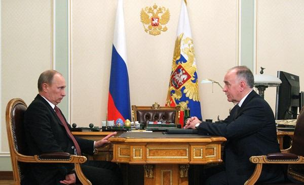 ФСКН  Путин и Иванов