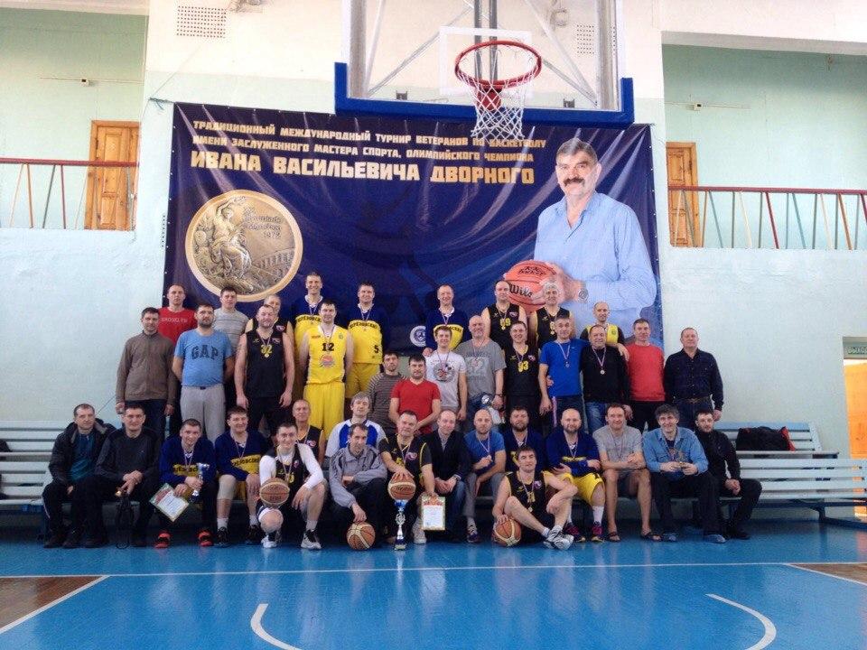 баскетбольный турнир , Омск