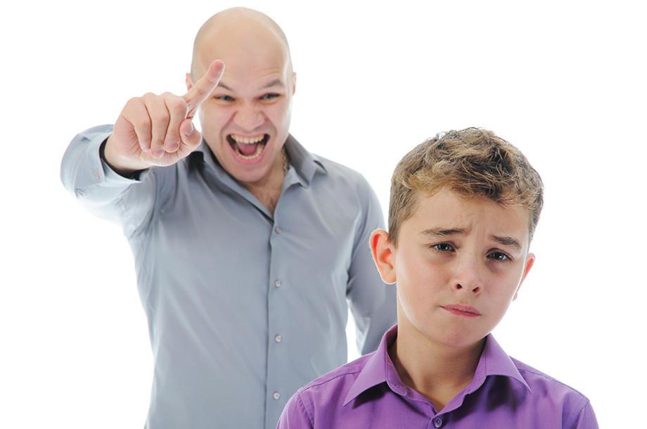 конфликт с отцом