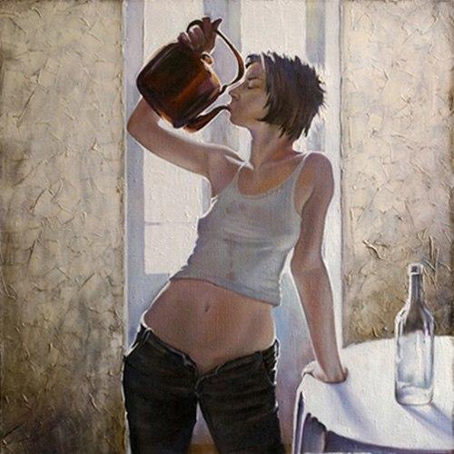 дочь алкоголичка