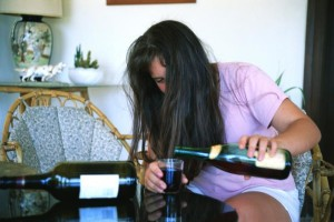 Жена-–-алкоголичка.-Реже-но-страшнее