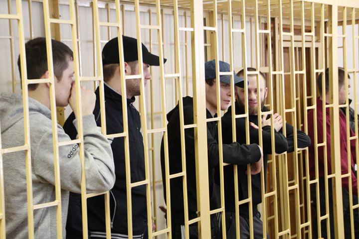 Треть заключенных в стране сидят за наркотики