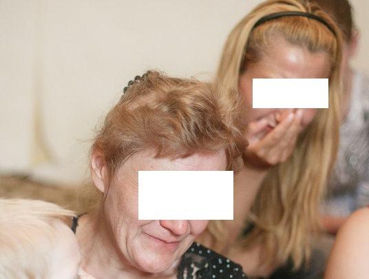 История матери наркомана