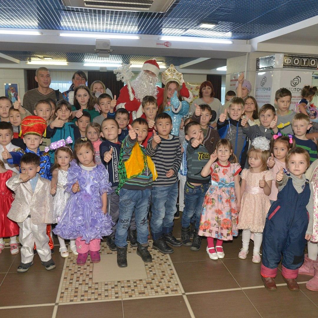Волонтёрство в Малиновке