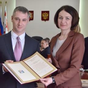 Оксана Фадина и Сергей Савочкин, фонд Линия-жизнь