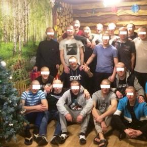 Новый год в РЦ Малиновка 2