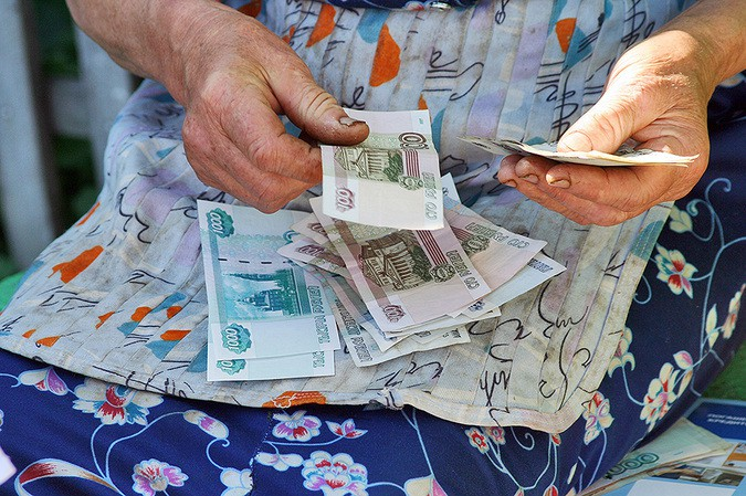 Противозаконная подработка пенсионеров