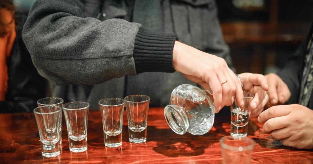 Омск в рейтинге пьющих городов