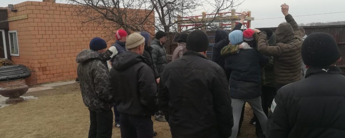 Тренинг - Берлинская стена