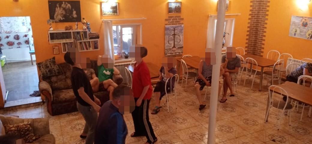 Тренинг - Перышко в РЦ Малиновка