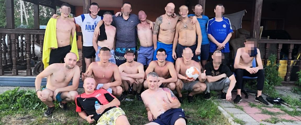 Гости в РЦ Малиновка