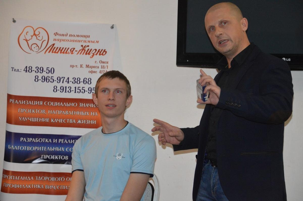 """Семинар-тренинг в БПОУ """"Омский техникум высокиъ технологий машиностроения"""""""